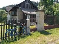 Dům od silnice - chalupa ubytování Hrdoňovice pod Troskami