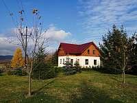 Chalupa Ráj Klokočí podzim - k pronájmu