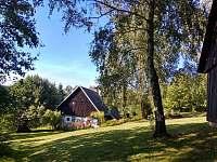 Chalupa Syřenov - ubytování Syřenov