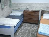 2.ložnice - pronájem chalupy Doubrava - Hořice