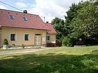 ubytování Doubrava - Hořice Chalupa k pronájmu
