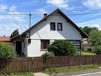 ubytování Štidla na chatě