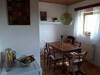 kuchyň s jídelnou apartmán Stav