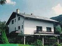 Apartmán na horách - okolí Louček
