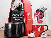 Nejlépe nám zachutnala káva Julius Meinl, připraveno pro vás - Loktuše