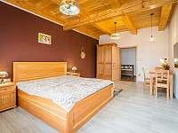Pokoj Český ráj (2 dospělí + 2 děti), modřínový nábytek