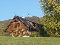 Svatá Panna Loktuše - pohled západní - chalupa ubytování Loktuše
