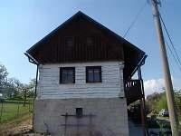 Roubená chalupa - chalupa ubytování Doubravice - Hrubá Skála - 2