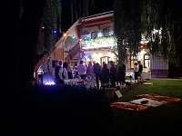 večerní diskotéka - Sobotka - Trní
