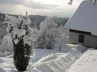 Zima na chalupě