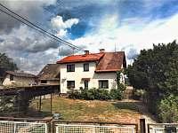 Chalupa Svatojánský Újezd - ubytování Lázně Bělohrad - Svatojánský Újezd