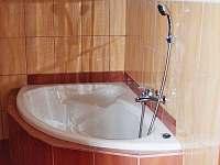 koupelna - pronájem chalupy Střehom