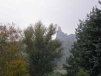 Pohled ze zahrady - Ktová