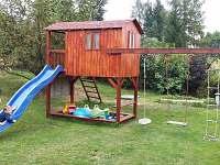 dětský domeček - apartmán k pronajmutí Sedmihorky
