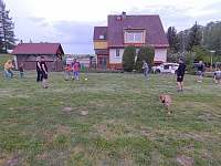 fotbalové hřiště - apartmán k pronajmutí Sedmihorky