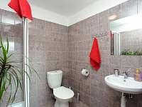koupelna - apartmán k pronájmu Sedmihorky