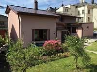 Ubytování Rovensko pod Troskami