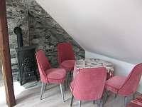 3. podkrovní apartmán pro 8 osob - Uhlíře