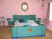 4. přízemní apartmán pro 6 osob - Uhlíře