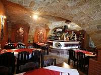 Restaurace v penzionu - Mírová pod Kozákovem