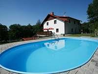 venkovní bazén - Mírová pod Kozákovem