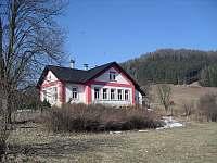Vila Zapomenutý ráj - vila - 35 Uhlíře