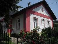 Venkovský zámeček Zapomenutý ráj - vila k pronájmu Uhlíře