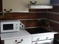 Kuchyň č.1 - chalupa k pronajmutí Nová Paka