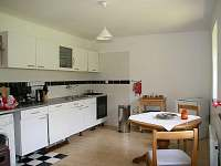 Kuchyň apartmán Zvonek
