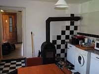 Kuchyň apartmán Zvonek - Malá Skála