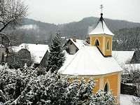 Zima na Malé Skále - Malá Skála