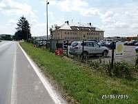 Parkoviště - Mnichovo Hradiště