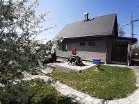 Chata U Vlastíka - k pronajmutí Bukovina