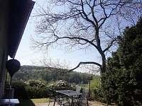 posezení - chata ubytování Bukovina