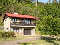Chata ubytování v obci Pařízek
