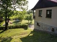 Chata u lesa a rybníka - chata k pronajmutí - 8 Dřevěnice
