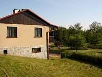 Chata u lesa a rybníka - chata k pronájmu - 6 Dřevěnice
