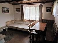 Společenská místnost - Dřevěnice
