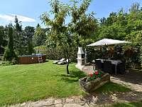 Zahrada - chalupa k pronájmu Vyskeř - Mladostov