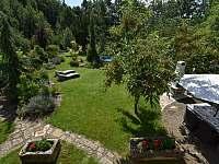 Zahrada - chalupa k pronajmutí Vyskeř - Mladostov
