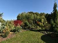 Zahrada podzim - Vyskeř - Mladostov