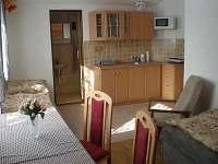 apartmá s kuchyňkou