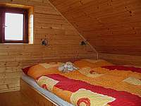 Ložnice se 4 lůžky - chalupa k pronajmutí Chuchelna - Lhota
