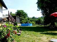Bazén - chalupa ubytování Tatobity - Žlábek