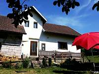Chalupa k pronajmutí - okolí Rovenska pod Troskami