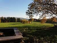 Podzim - chalupa k pronajmutí Tatobity - Žlábek