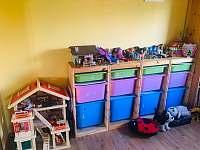 hračky pro malé návštěvníky - Mladějov