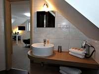 Apartmány český ráj koupelna