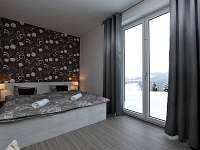 Ložnice spodní apartmá