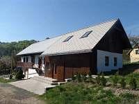 CELKOVÝ POHLED - apartmán ubytování Doubravice